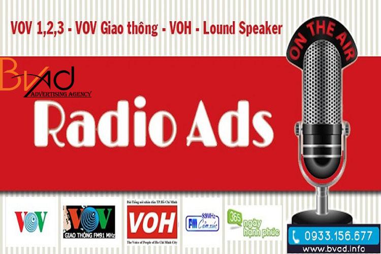 Dịch Vụ Booking Quảng Cáo Radio