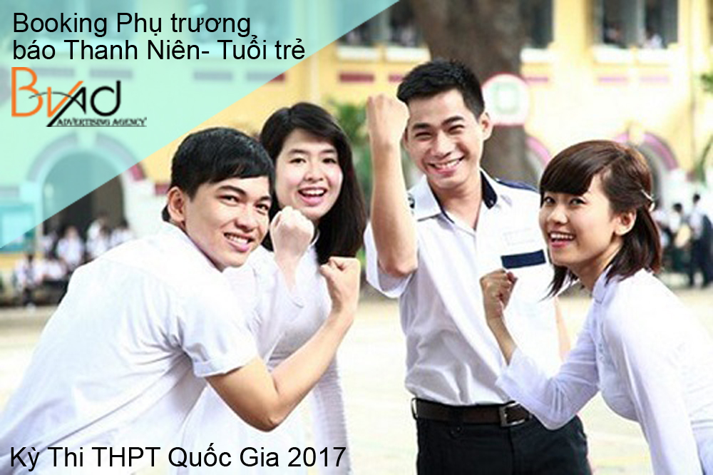 Booking Phu truong thanh nien tuoi tre